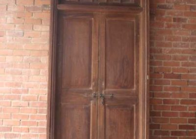 Door AD55/2 | H: 3230mm L: 1261mm W:  168mm