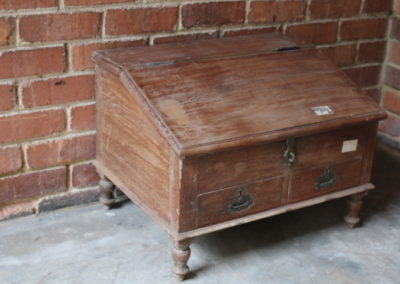Wooden Chest with Drawers F82/1 | H: 841mm L: 1486mm W: 751mm